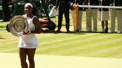 Sampras: Serena still the best in the world