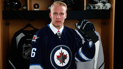Laine ready to shoulder big expectations
