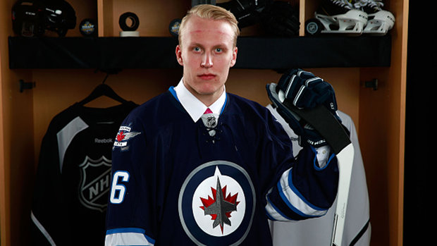 Laine ready to shoulder big expectations in Winnipeg
