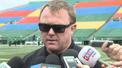 Jones asks Riders fans not to post on social media at practice