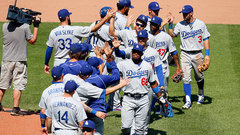 MLB: Dodgers 5, Pirates 4