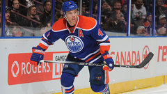 Oilers send Hall to Devils for Larsson