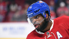 The ups and downs of P.K. Subban