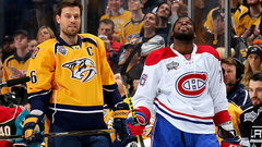 Habs deal Subban to Predators for Weber