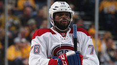 Subban on trade: ''Not really surprised''