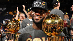 Agent: LeBron elects to opt out of $24M player option