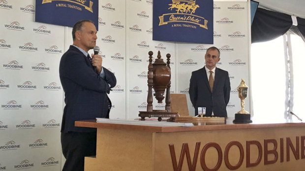 157th Queen's Plate Draw