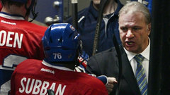 Was there a personality conflict with P.K. Subban?