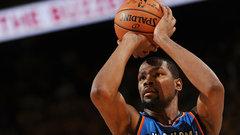Celtics plan on pitching cap space, draft picks to Durant