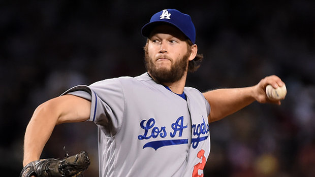 Kershaw's back cause for concern for Dodgers