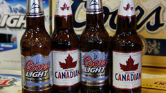 Molson Coors Canada brews a new strategy to boost beer sales