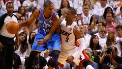 Can Heat sign Durant, Whiteside and Wade?