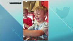 Must See: Little kid overjoyed to find Kris Bryant baseball card