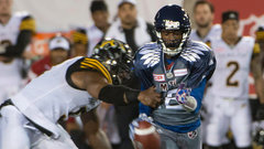 Ticats' defence smothers Cato, Als