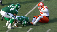 Deja vu for Durant, Roughriders