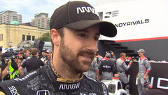 Hinchcliffe happy to ''catch a lucky break''