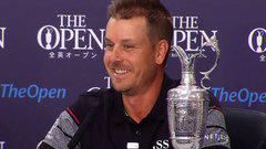 Stenson felt like this was going to be his turn