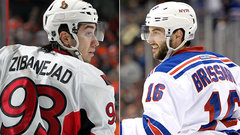 Sens acquire Brassard in exchange for Zibanejad