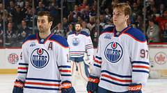 Which line is better - Mcdavid/Lucic/Eberle or Eriksson and Sedin twins?
