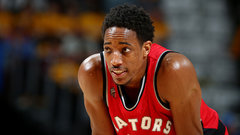 Why did DeRozan not go to Lakers?