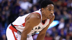 DeRozan cashes in with the Raptors