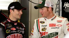 Hendrick completely supports Junior's decision to sit out