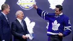 Lamoriello on Matthews deal: ''He's earned this''