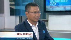 How China's ZTE has steadily grown its smartphone business in Canada
