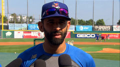 Bautista feeling ''pretty good''