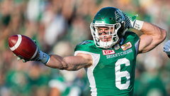 CFL: Redblacks 29, Roughriders 30