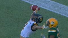 CFL Must See: Owens climbs the ladder for incredible grab
