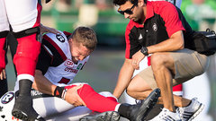 Harris' injury could be big turning point for Redblacks