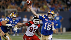 Nichols to start for Bombers in Week 5