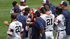 MLB: Tigers 3, White Sox 4 (GM 1)