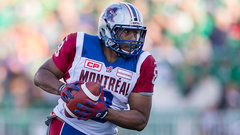 How will Alouettes respond to Lewis' challenge?