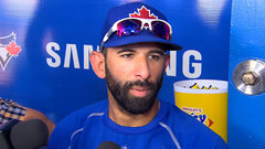 Bautista not 100% but eager to help contribute