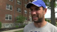 Colts QB Luck motivated for new season