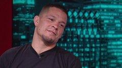 What are Nate Diaz's true feelings towards McGregor?