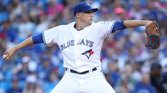 Should Jays keep Sanchez in rotation?