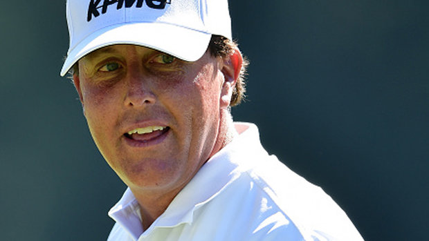 Mickelson looking to soothe Open pain at scene of '05 PGA triumph