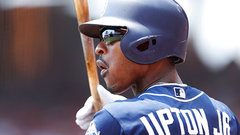 Who is Melvin Upton Jr.?