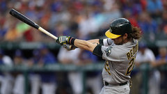 Reddick best available outfielder