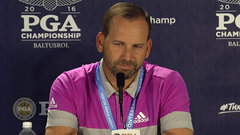 Garcia optimistic about chances of capturing first major