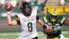 CFL 30: Week 5 - Tiger-Cats vs. Eskimos