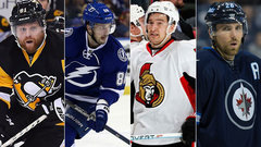 Franchise Faceoff: Who's your second line right winger?