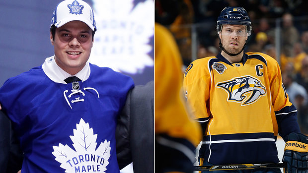 New faces give Leafs and Canadiens new hope