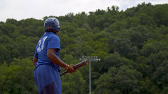 Vladimir Guerrero Jr. oozing with talent