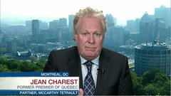 Canada faces 'collateral damage' from U.S. election, former Quebec Premier Jean Charest says