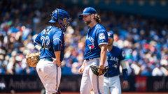 MLB: Padres 8, Blue Jays 4