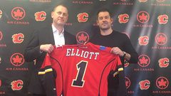 Elliott has sights set on playoffs in Calgary